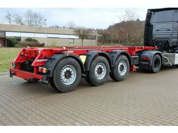 Container transporter/ swap body semi-trailer Kögel S24-2 Auflieger ist Neu nicht benutzt