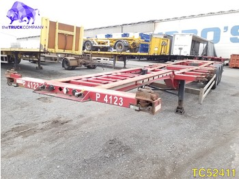 Container transporter/ swap body semi-trailer Krone Container Transport