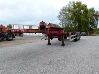 SDC  - container transporter/ swap body semi-trailer