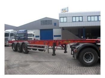 SDC Containertransport - container transporter/ swap body semi-trailer
