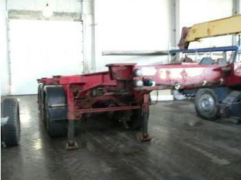 SDC SK - container transporter/ swap body semi-trailer