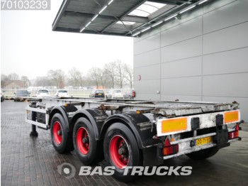 Container transporter/ swap body semi-trailer Van Hool 3B2005 ADR 1x20-1x30 ft. BPW