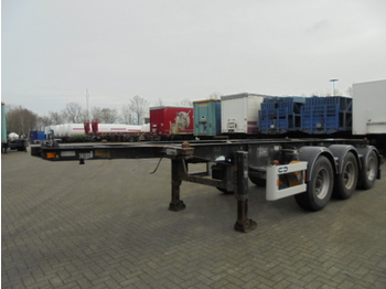 Van Hool 3B 0070 ADR - container transporter/ swap body semi-trailer
