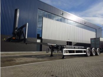 Van Hool Hydraulic Transport System - container transporter/ swap body semi-trailer