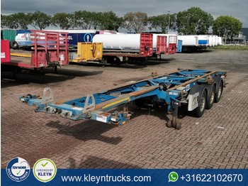 Van Hool S/00417 - container transporter/ swap body semi-trailer
