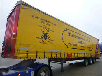 - curtainsider semi-trailer