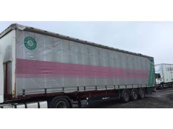 Berger SAPL 24 LTC  - curtainsider semi-trailer