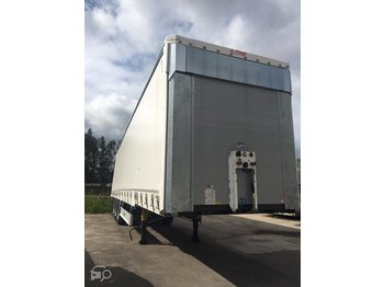 FLIEGL SDS 390 Mega Flexrunner - curtainsider semi-trailer