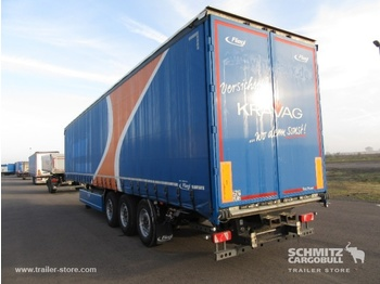 Curtainsider semi-trailer Fliegl Curtainsider Standard