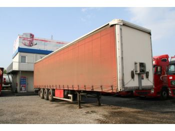 Frühauf General Trailers  - curtainsider semi-trailer