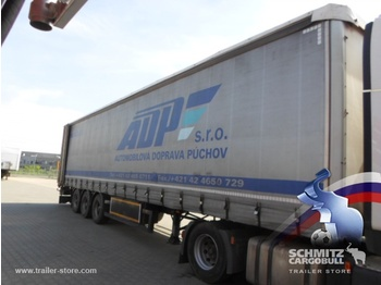 General Trailer Curtainsider Standard - curtainsider semi-trailer