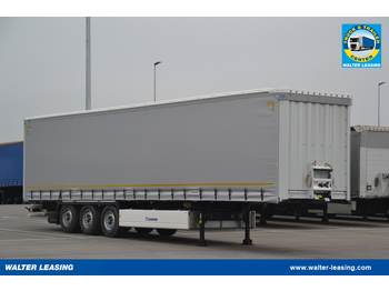 KRONE 2018 - curtainsider semi-trailer