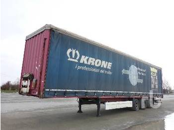 KRONE SPD27 Tri/A - curtainsider semi-trailer