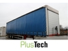 Kel-Berg Kapelltralle - curtainsider semi-trailer