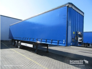 Curtainsider semi-trailer Krone Curtainsider Coil
