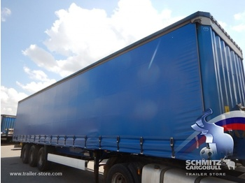 Krone Curtainsider coil - curtainsider semi-trailer