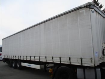 Curtainsider semi-trailer Krone SD