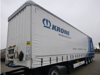 Krone SDP27 eLG4-CS Mega  - curtainsider semi-trailer