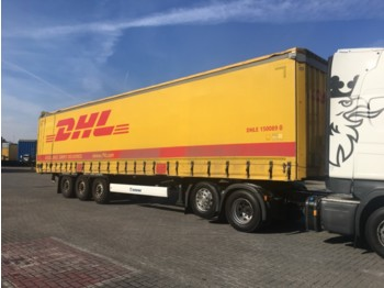 Krone SDR 27 Standard Damag - curtainsider semi-trailer