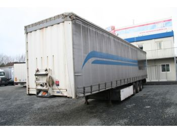 Krone SD 27  - curtainsider semi-trailer