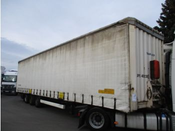 Curtainsider semi-trailer Krone SD MEGA-lowdeck