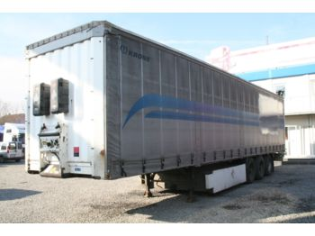 Krone SD STANDARD  - curtainsider semi-trailer