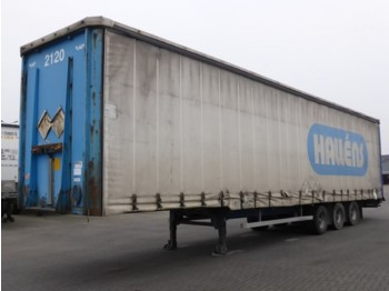 Curtainsider semi-trailer LAG BPW MEGA