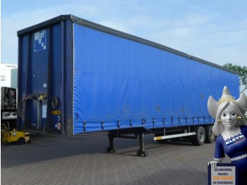LAG MEGA - curtainsider semi-trailer