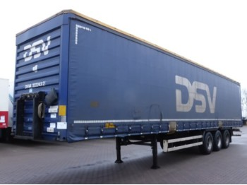 LAG O-3-GC VALX DRUM BRAKES - curtainsider semi-trailer