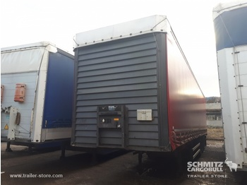 MERKER Curtainsider - curtainsider semi-trailer