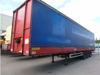 Pacton T3-004 - curtainsider semi-trailer