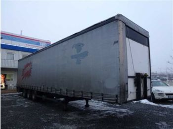 Panav NV 35 L  - curtainsider semi-trailer