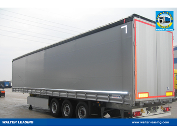 SCHMITZ Tautliner | Neu - curtainsider semi-trailer