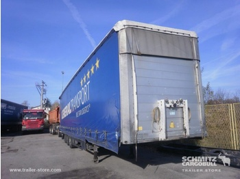 Schmitz Cargobull Curtainsider - curtainsider semi-trailer