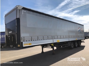 Curtainsider semi-trailer Schmitz Cargobull Curtainsider Dropside