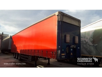 Schmitz Cargobull Curtainsider Side door both sides - curtainsider semi-trailer