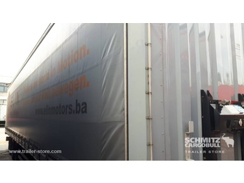 Schwarzmueller Curtainsider Mega - curtainsider semi-trailer