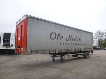 - curtainsider semi-trailer