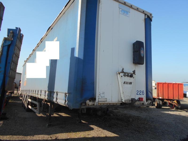 curtainsider semi-trailer Coder
