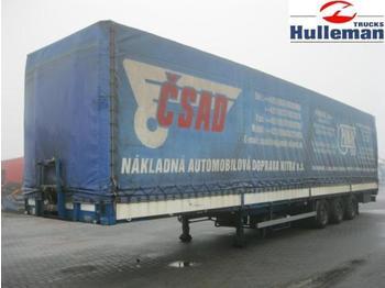 DIV PANAV NV35L PK - curtainsider semi-trailer
