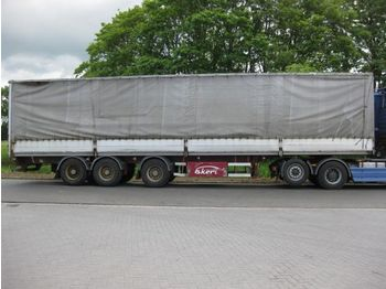 EKERI - curtainsider semi-trailer