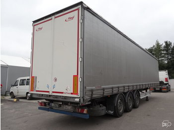 FLIEGL SDS - curtainsider semi-trailer