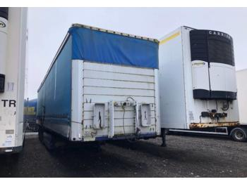 Flak Trailer  - curtainsider semi-trailer