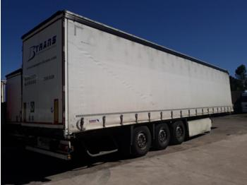 Fruehauf  - curtainsider semi-trailer