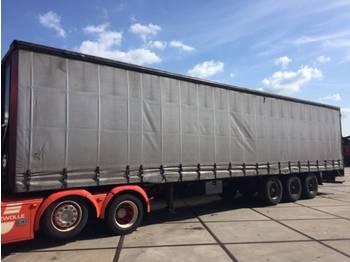 Jumbo D0270 - curtainsider semi-trailer