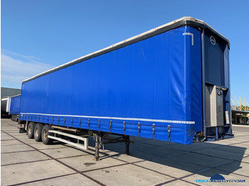 Jumbo DO 270.E Schuifzeil/schuifdak - curtainsider semi-trailer