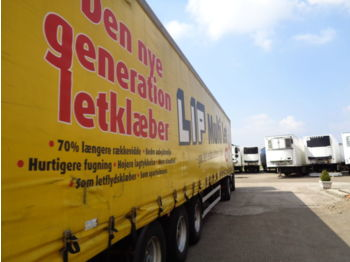 KELBERG BPW - curtainsider semi-trailer