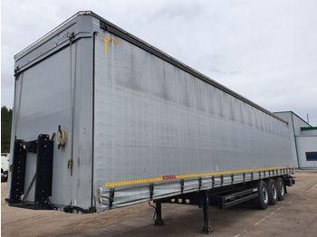 Curtainsider semi-trailer KÖGEL