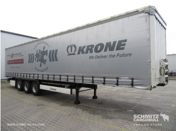 Curtainsider semi-trailer KRONE Auflieger Curtainsider Coil