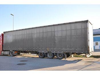Curtainsider semi-trailer KRONE SDP 27 ELHB2-CS